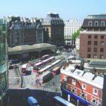 Victoria Station Upgrade, London