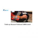 Trade-up discount VIBRA-serie